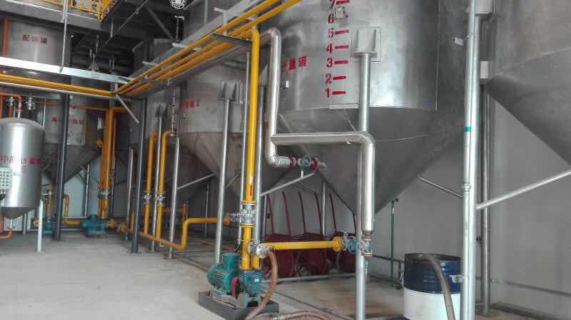 Rapeseed oil machine manufacturer
