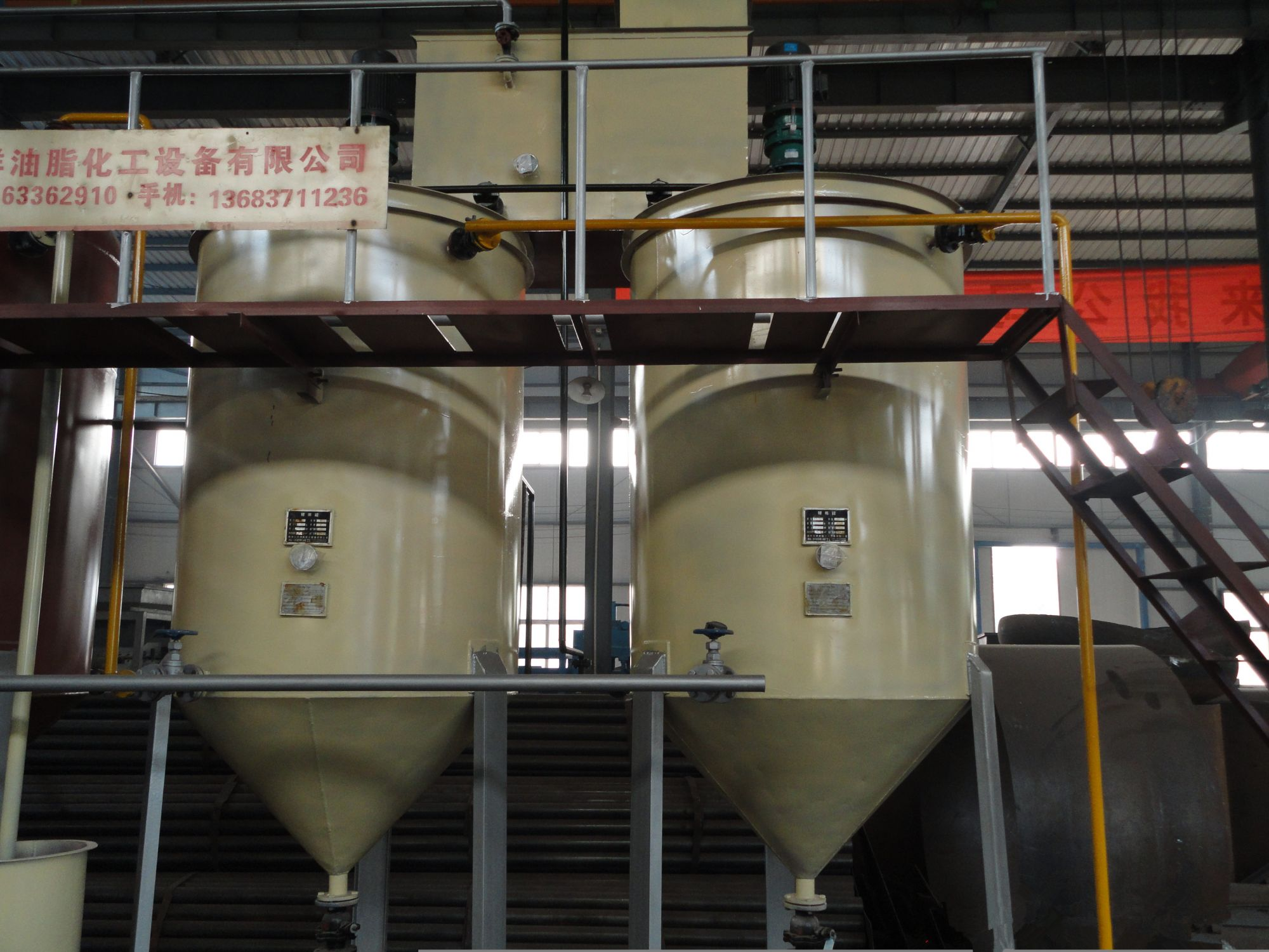 Rice bran oil machine manufacturer