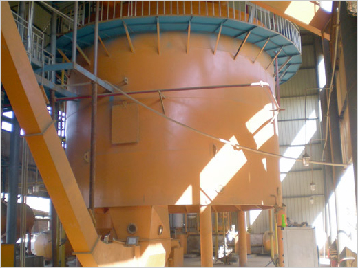 Edible oil machine