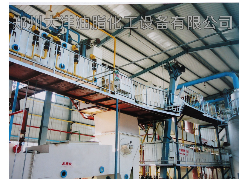 Sunflower protein concentrate machine