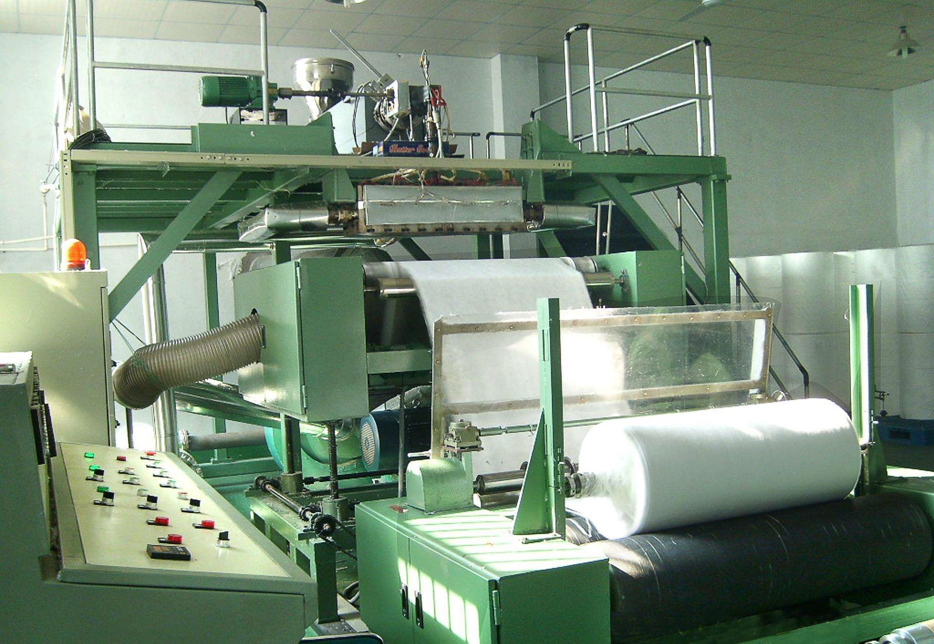 PP melt blown non-woven fabric machine