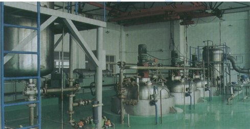 Soybean protein production lines